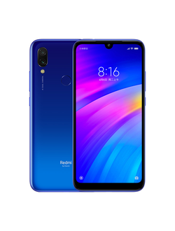 Xiaomi Redmi 7 16 Gb Синий