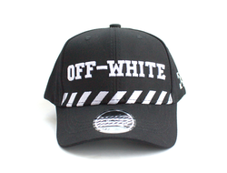 Кепка Off White Black