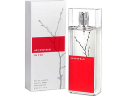 Женские Armand Basi in Red EDT арт-42