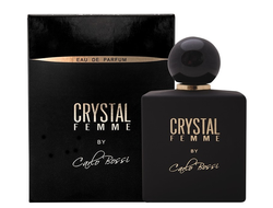 Carlo Bossi Crystal Femme eau de parfum for women