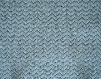 Ковровое покрытие BIC Carpets Pave chevron 5209 polar blue