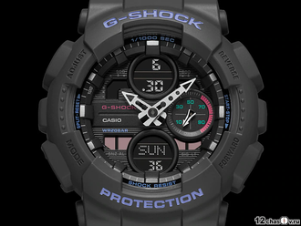 Часы Casio G-Shock GMA-S140-1AER