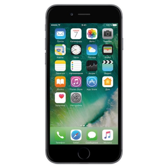 Купить iPhone 6S 16Gb Space Gray LTE