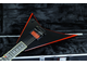 Jackson Kevin Bond Signature Rhoads (Black/Red)