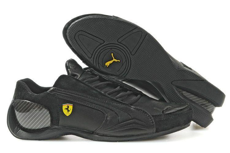 Купить кроссовки PUMA FERRARI черные по низкой стоимости в Перми в ... ac997d68648