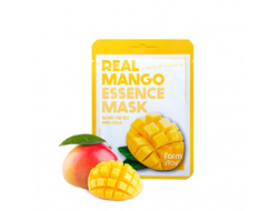 FarmStay Real Avocado Essence Mask Тканевая маска для лица с экстрактом манго 23мл