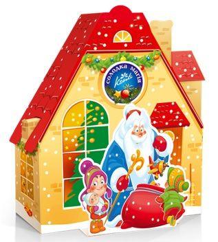 Покупаем сладкие новогодние подарки