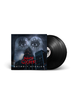 ALICE COOPER - Detroit Stories 2-LP
