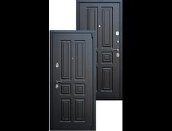 Стальная дверь асд Йошкар-Ола «Атлант»  Венге