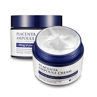 КРЕМ ПЛАЦЕНТАРНЫЙ PLACENTA AMPOULE CREAM MIZON