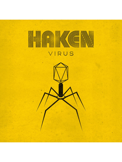 Haken - Virus CD