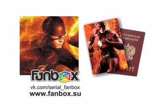 FANBOX: ФЛЭШ (THE FLASH)
