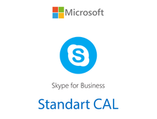 Microsoft Skype for Business Server Standart CAL 2015 SNGL OLP NL User CAL 6ZH-00642
