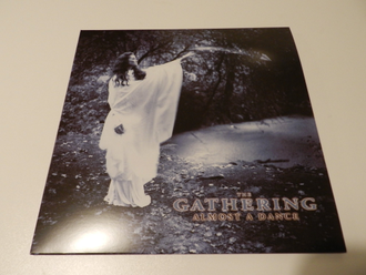 The GATHERING - ALMOST A DANCE LP Splatter