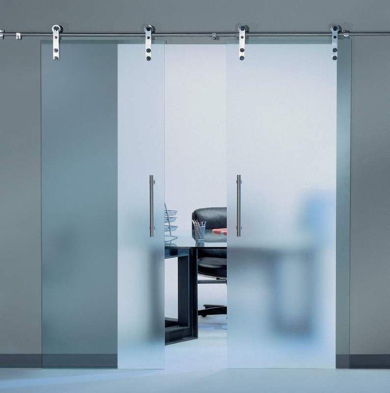 Преимущества раздвижных стеклянных дверей