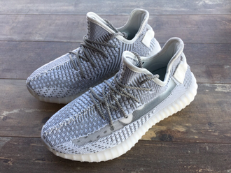 Кроссовки Adidas Yeezy Boost 350 V2 Static None Reflective