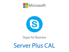 Microsoft Skype for Business Server Plus CAL 2015 SNGL OLP NL User CAL YEG-01468