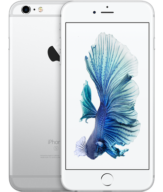 iPhone 6s Plus 128gb Silver - A1687