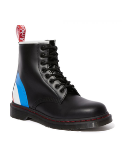 Ботинки Dr. Martens The Who 1460 черные