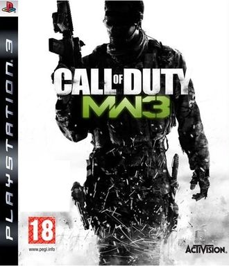 Игра для ps3 Call of Duty Modern Warfare 3