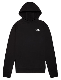Толстовка The North Face Raglan Red Box черная