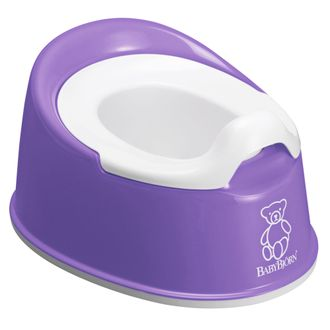 Горшок BabyBjorn Smart Potty фиолетовый