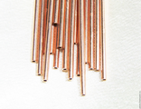 Copper tube d3.0x0.25 mm for tanks.