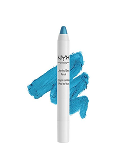 Кремовые тени NYX Jumbo Eye Pencil Electric Blue 622a