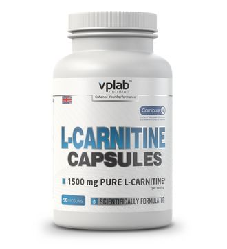 L-Carnitine Capsules (VP Lab) 90 капс
