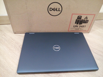 НОВЫЙ DELL LATITUDE 5289  (12.5 FHD IPS TOUCH I5-7300U 8GB 256SSD)