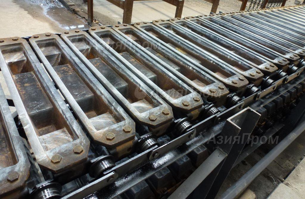 Конвейер разливки металла транспортер т4 пикап продажа