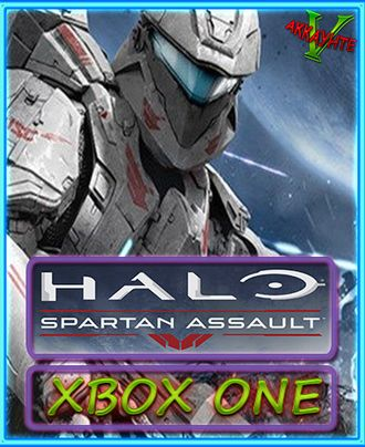 HALO SPARTAN ASSAULT(ЦИФРОВОЙ КОД)(XBOX ONE)