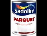 Лак для пола и паркета Садолин Паркет Sadolin parquet