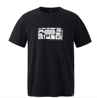 Футболка Xiaomi MITOWN WORK Collection Heavyweight T-Shirt Game размер XL