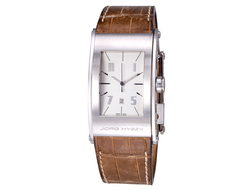 Jorg Hysek Stainless Steel Men's Watch