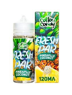 Жидкость FRESH PAR Pineapple-Coconut 120мл (0мг/мл)
