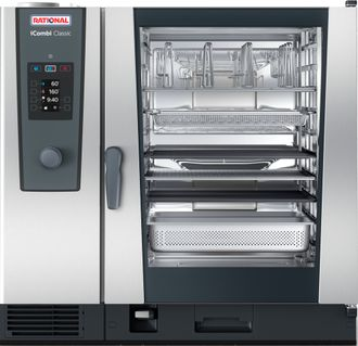 ПАРОКОНВЕКТОМАТ RATIONAL ICOMBI® CLASSIC 10-2/1 CE2GRRA.0001267 GAS
