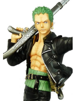 Фигурка 1/7 Зоро Ророноа (Zoro Roronoa The Three Musketeers Ver.)