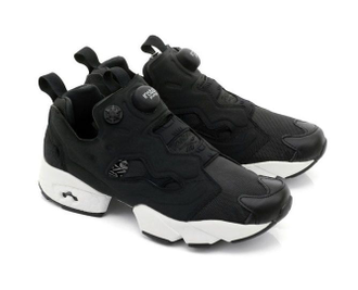 Reebok Insta Pump Black White (36-45)Арт. 263MF-A