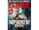 EMPIRE Magazine July 2016 Independence Day Resurgence Cover ИНОСТРАННЫЕ ЖУРНАЛЫ О КИНО