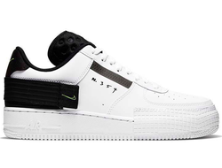 Nike Air Force N 354 White Black
