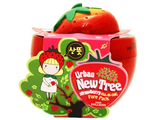 Маска для лица от расширенных пор Baviphat Urban Dollkiss New Tree Strawberry All-In-One Pore Pack