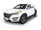 Пороги на Hyundai Tucson (2018-…) Start Black