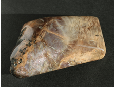 Солнечный камень, лунный камень, полировка, Россия, Южный Урал (87*60*28 мм, 225 г) №17828