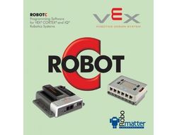 Программное обеспечение ROBOTC and Robot Virtual Worlds для VEX Robotics 4.x,   2.23.51.