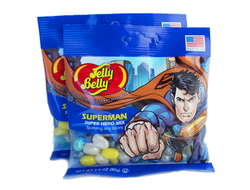 Jelly Belly Superman, микс Супермен, 80 гр.