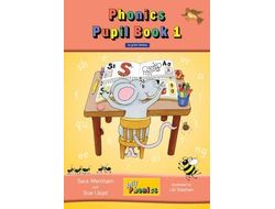 Jolly Phonics Pupil Book 1 (colour edition)  in Print Letters