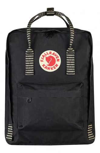 Рюкзак Fjallraven Black Striped (Mini)