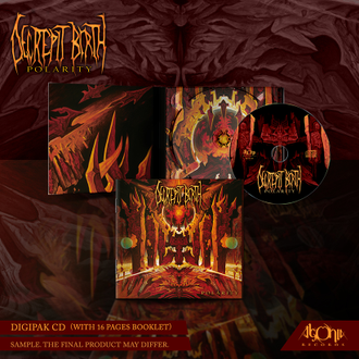 Decrepit Birth - Polarity CD