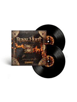 ROYAL HUNT - Dystopia 2-LP Deluxe